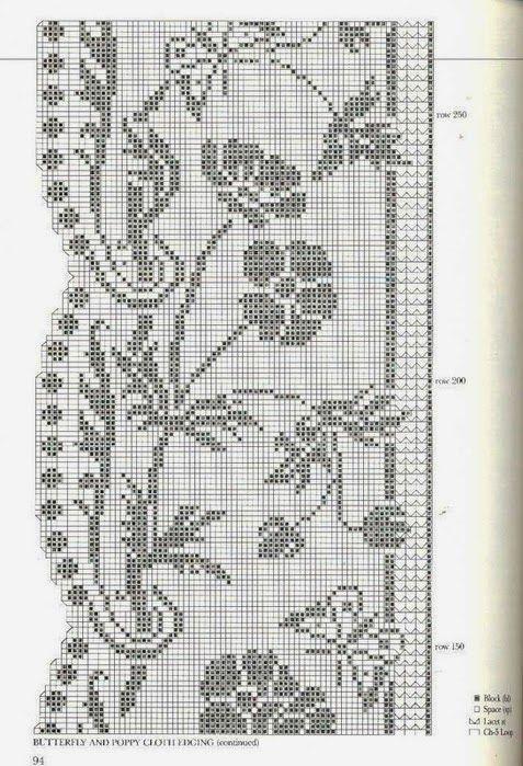 croche: GENTLE CURTAINS