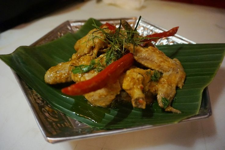 Ayam Woku, one of my favorite food. Its from Sulawesi, Indonesia