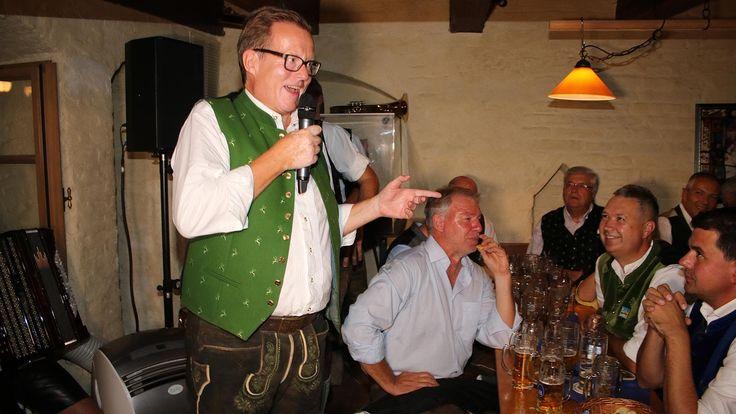Oktoberfest Bierprobe 2016 @ Hofbräu vs. Augustiner