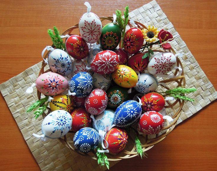218 Vod Na E Kraslice Easter Eggs Pisanice Pinterest