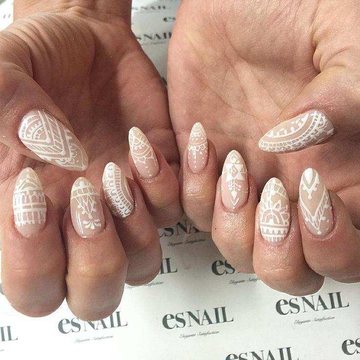 462 best Lace Nail Art...