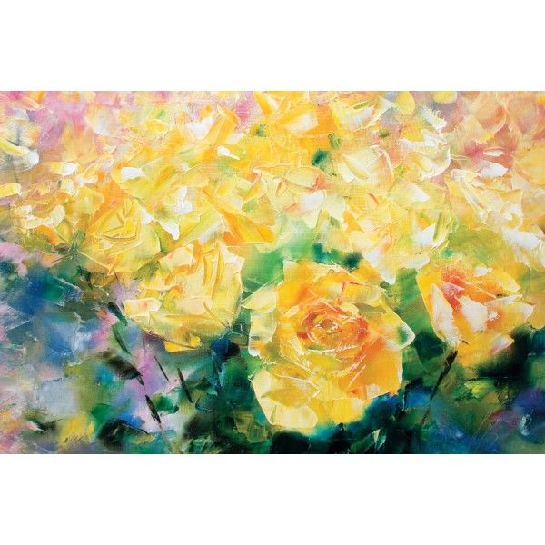 Roses, 2008 - Postcards, Pictorial art