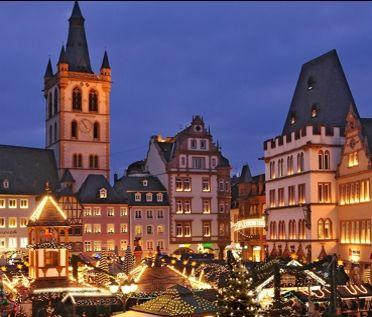 Trier, Germany, Christmas Market