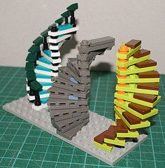 lego stairs - Google Search                                                                                                                                                     More