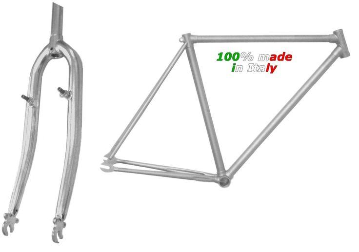 Montalbetti Telaio Fat 26' - Store For Cycling