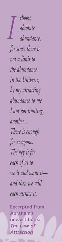 I choose absolute abundance