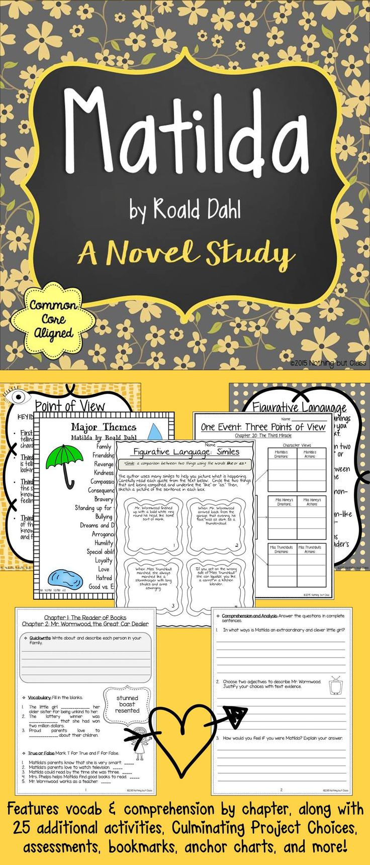 writing and vocabulary workbook chapter