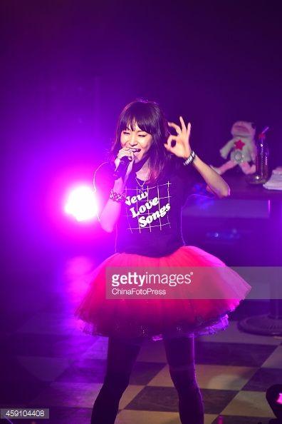 risa+oribe | Risa Oribe Holds Live In Shanghai : News Photo