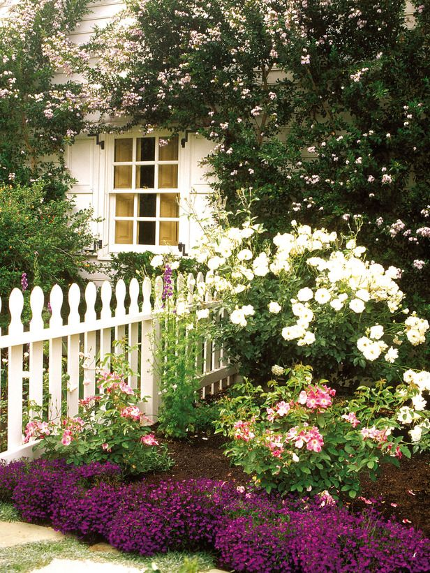 Beautiful Cottage Flower Garden 96 best cottage gates and fences images on pinterest | gardens