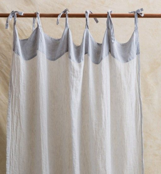 Basix Linen Curtains