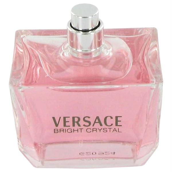 Bright Crystal by Versace Eau De Toilette Spray (Tester) 3 oz      Model: FX446759     Shipping Weight: 0.1875lbs     Units in Stock: 500     Manufactured by: Versace $66.99