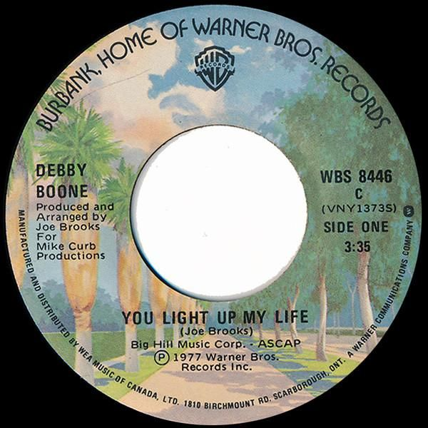 JUST IN >> Debby Boone - You... to our store. Check it out here http://www.backbayrecords.co.uk/products/debby-boone-you-light-up-my-life-7-inch-wbs-8446-canada-1977-vg?utm_campaign=social_autopilot&utm_source=pin&utm_medium=pin #vinyl