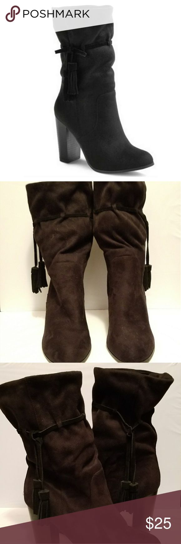 A+ by Aldo For Target Boots EUC-Worn Once $25 OBO 🛒 BUNDLE & SAVE A+ Designed by Aldo Shoes Heeled Boots