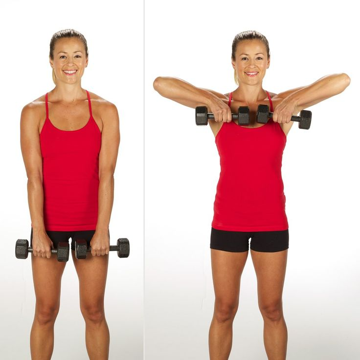 Everyone has their own reasons for wanting strong, defined arms; we're here to help. After following this 21-day arm plan, not only will your arms look toned — you'll also be stronger. …