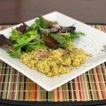 Quinoa Pilaf | TheHealthyDish.com