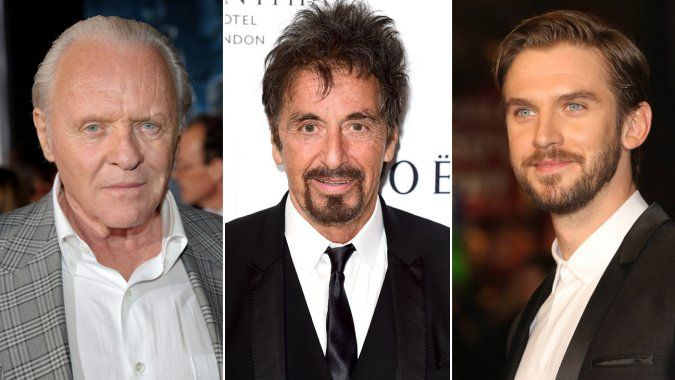 Berlin: Anthony Hopkins, Al Pacino, Dan Stevens to Star in 'Beyond Deceit ... Dan Stevens #DanStevens