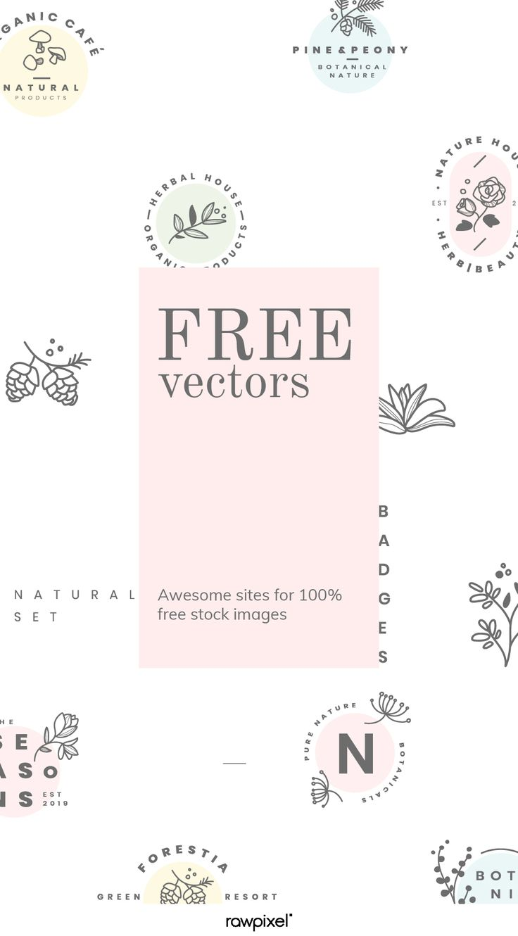 Download amazing botanical patterns, templates, posters, banners, and many more mockups, vectors, illustrations, and stock photos at rawpixel.com