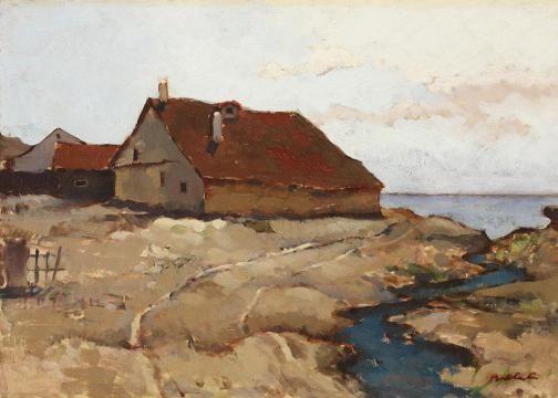 Adam Bălțatu - Case în Bretania