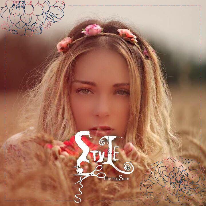 Chiara for STYLE HairDresSer Color Simone