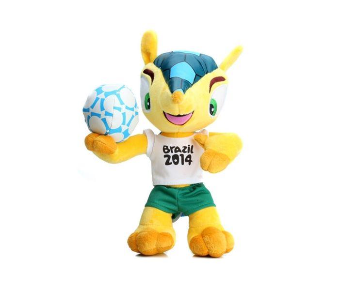 2014 Brasile Mondiali Mascotte Fuleco