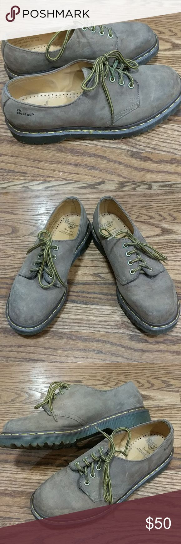 Dr Martens Mens shoes size 9 Dr Martens men's brown loafers. Please review all pics.  🌟Smoke free home 🌟No trades Dr. Martens Shoes Loafers & Slip-Ons