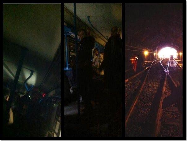 Io c'ero – Post monografico di @IlariaVecchio, la prima a dare la notizia del blocco del treno (ma non si immaginava il resto) – Ore 15.55 il treno si spegne ed avverte strani rumori… questo è solo l'inizio, buona lettura
