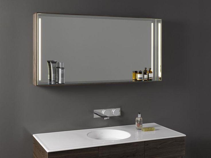Pi di 25 fantastiche idee su arredamento da bagno grigio - Armadietti per il bagno ...