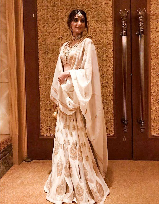Style INspiration from Sonam Kapoor