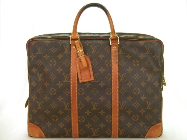 Vintage LV briefcase as laptop bag?