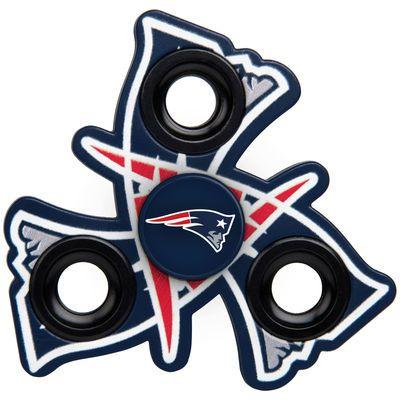 New England Patriots Three-Way Molded Logo Fidget Spinner