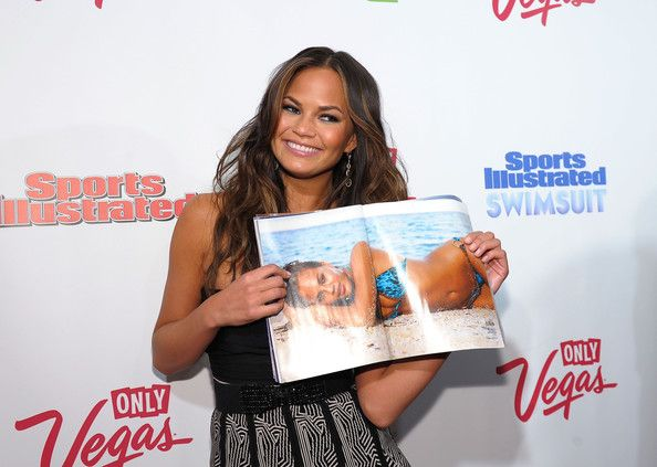Chrissy Teigen Photos: SI Swimsuit Launch Party hosted By Pranna