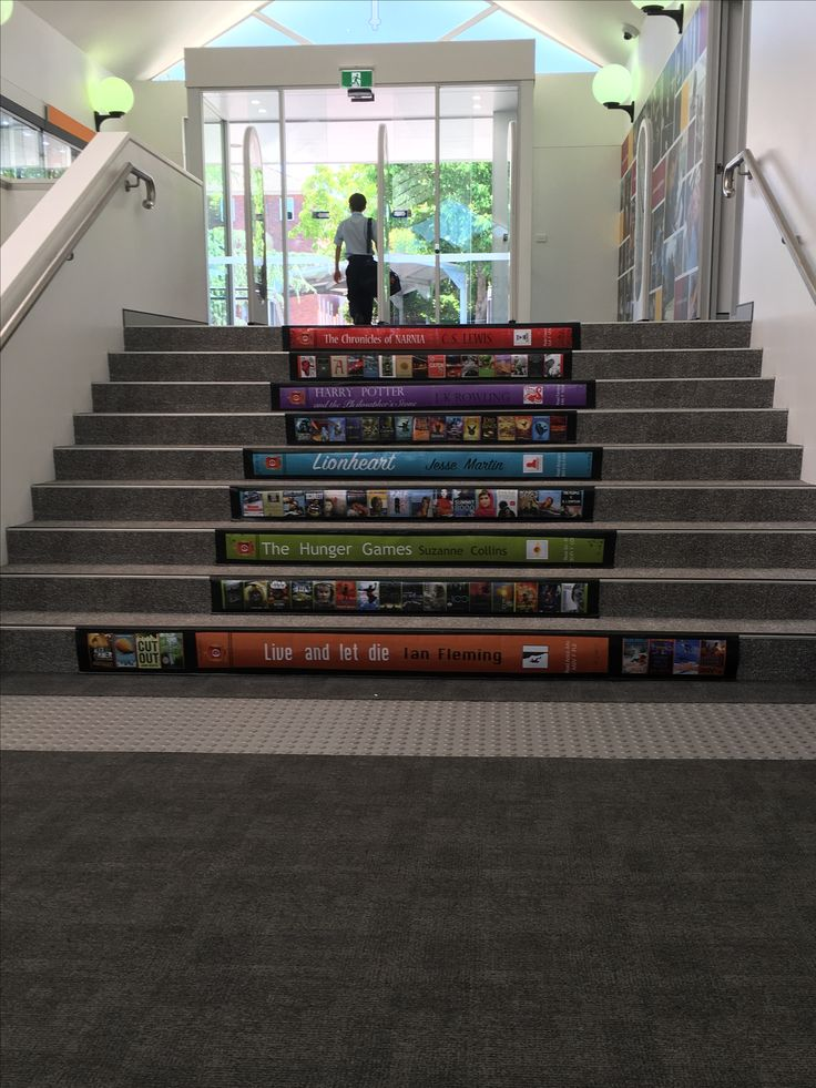 Library Steps