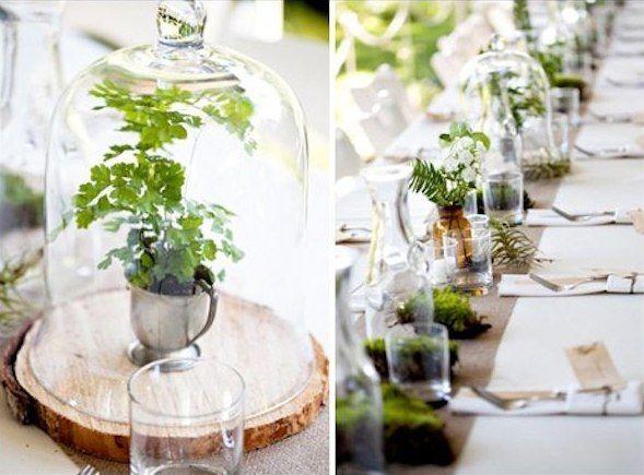 Flowers - Non- Floral Centrepieces - Bride Online