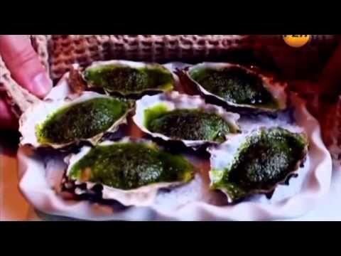 (26) Пища богов. Морская кухня (23.04.2013) - YouTube