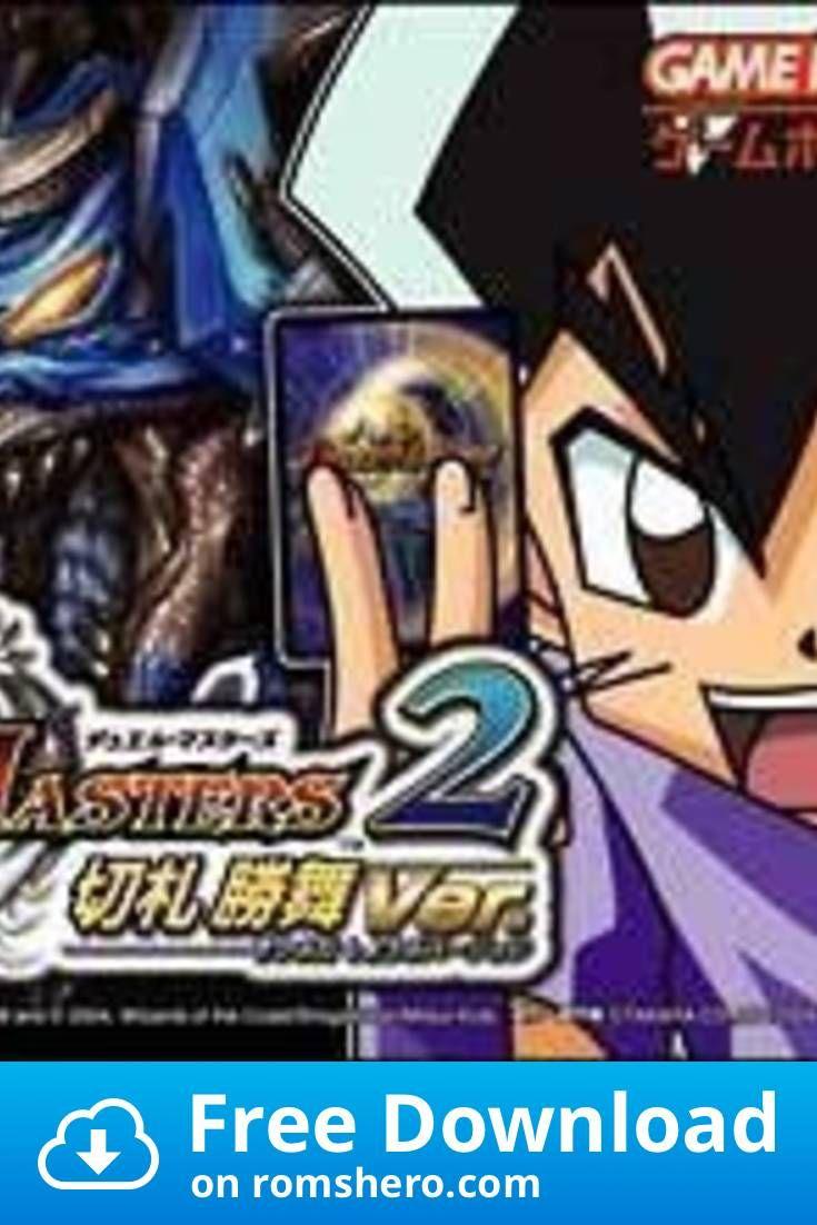 Download Duel Masters 2 Kirifuda Shoubu Version Gameboy