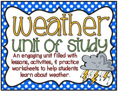 best 25 weather unit ideas on pinterest weather activities weather kindergarten and teaching. Black Bedroom Furniture Sets. Home Design Ideas