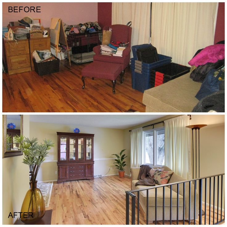Kitchen Staging Before And After: 60 Best Images About Home Staging On Pinterest