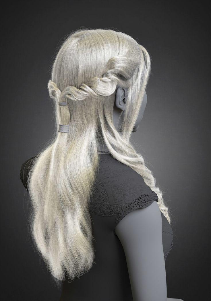 Daenerys Targaryen by daniele la mura | Fan Art | 3D | CGSociety