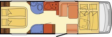 Wohnmobil Dethleffs Esprit Comfort I 7150-2 - WENDTEDITION -17.028,- € - ID: HC1929782 #Dethleffs #Esprit Comfort #I 7150-2 #Wohnmobil - Caravans - Wohnwagen & Reisemobile