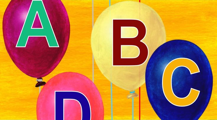 "This ABC Song is one of the most popular ABC songs for children. Set to the same tune as ""Twinkle Twinkle Little Star"""