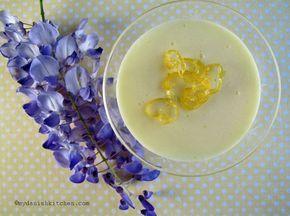 | Citronfromage – Danish Lemon Mousse | My Danish Kitchen Scandinavian recipes made in America