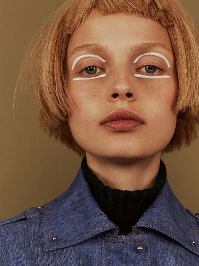 Becca Breymas By Hordur Ingason For I-D Pre-Fall 2015