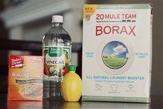 Katie.J.Gibson: Frugal Home Series Part 3: Homemade Dishwasher Detergent