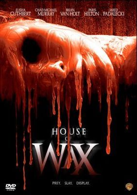 House Of Wax 2005 Movie Poster Tshirt Mousepad Movieposters2