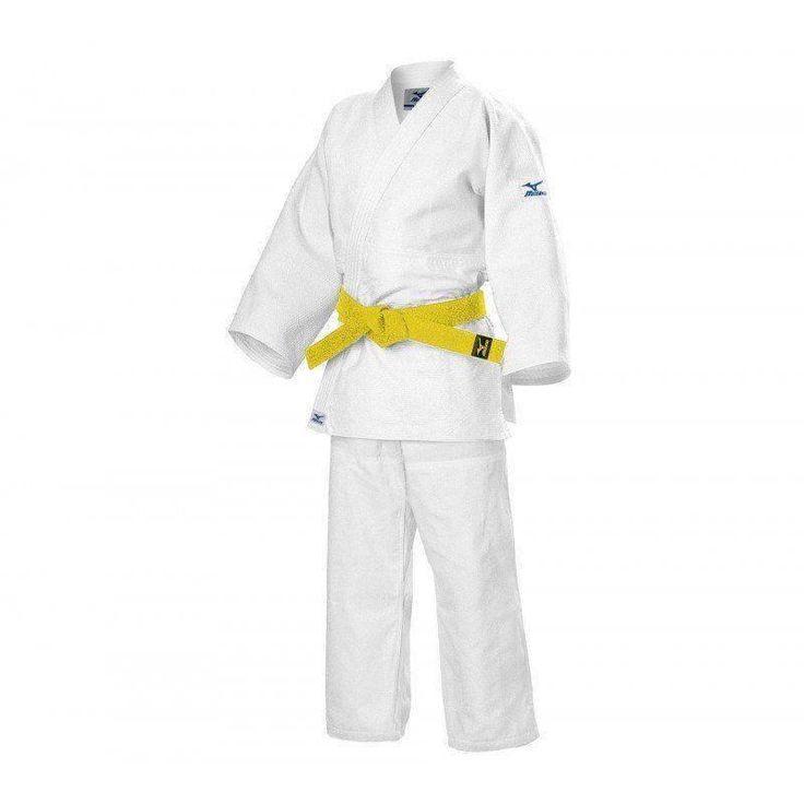 Judogi MIZUNO KODOMO 2.0 Blanco 350 gr. - €46.00   https://soloartesmarciales.com    #ArtesMarciales #Taekwondo #Karate #Judo #Hapkido #jiujitsu #BJJ #Boxeo #Aikido #Sambo #MMA #Ninjutsu #Protec #Adidas #Daedo #Mizuno #Rudeboys #KrAvMaga #Venum