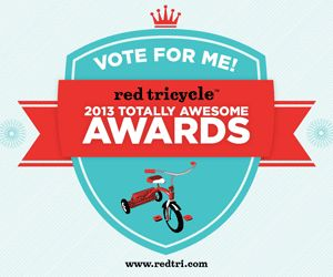 vote for us on @Red Tricycle