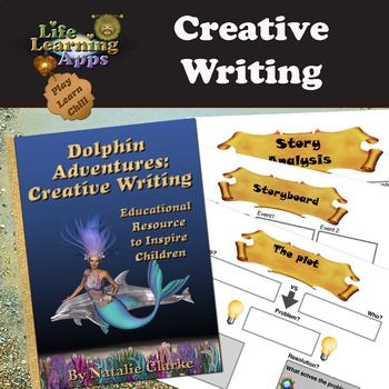 Created by a teacher and children's book author and app developer, this resource will inspire children to write their own magical adventure stories. Includes worksheets on: 1. Story Analysis 2. Plot 3. Character Traits 4. Characters 5. Problem / Solutions 6.