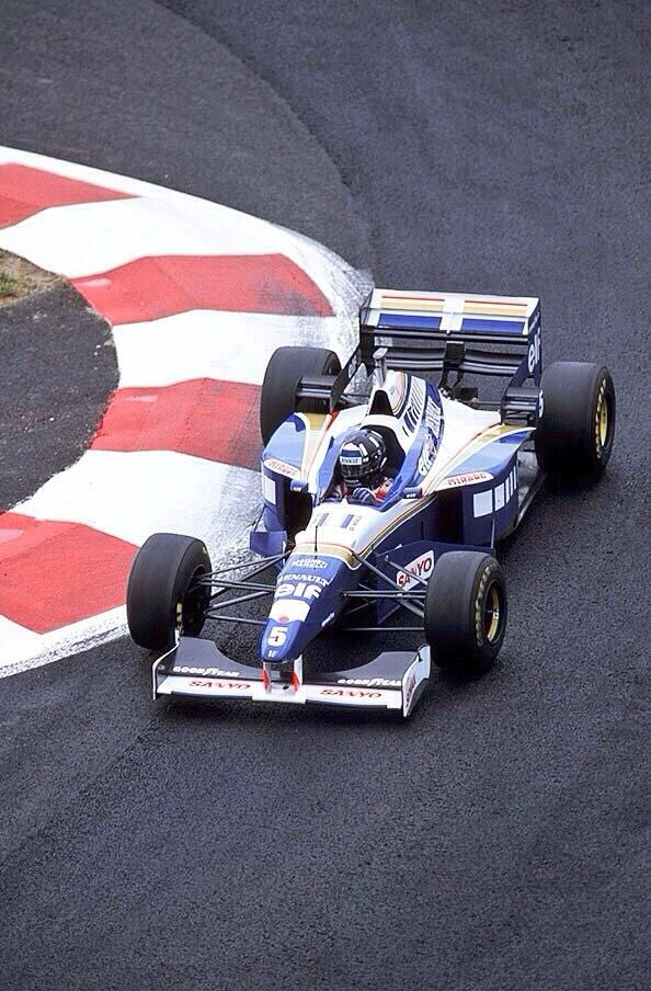 Damon Hill - Williams Renault F1