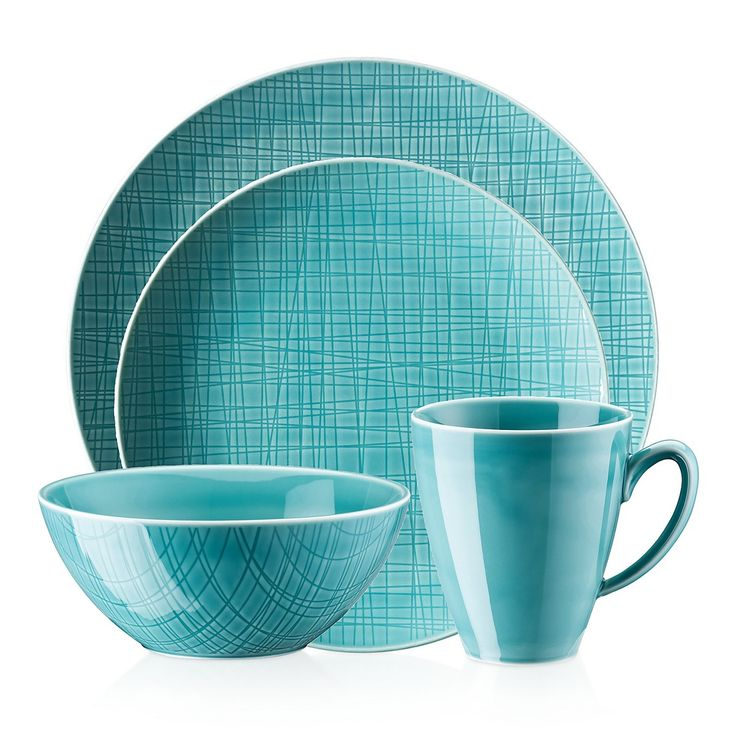 Rosenthal Mesh Dinnerware