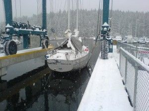 Winterizing and De-Wintering Your Boat  If you are living in a climate that freezes in the winter than you will need to tace care to winterize & de-winterize your boat otherwise boat maintenance can cost thousands of dollars. Winterize your boat by Checking the Hull for Blisters, Stress Cracks and Barnacles. Care your boat by taking this step; follow a Gelcoat Maintenance Plan, Prepare the Interior, Choose a Boat Storage Method & many more.